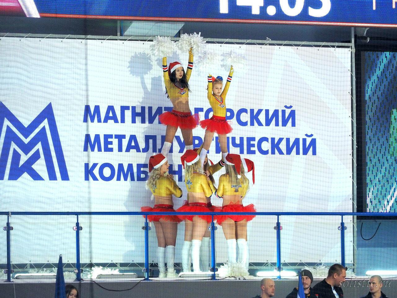 68 Металлург - Динамо 27.12.2017