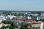 Хельсинки. парк развлечений Linnanmaki