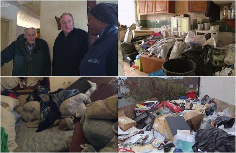 Одинокий холостяк собрал за 30 лет 7 тонн мусора