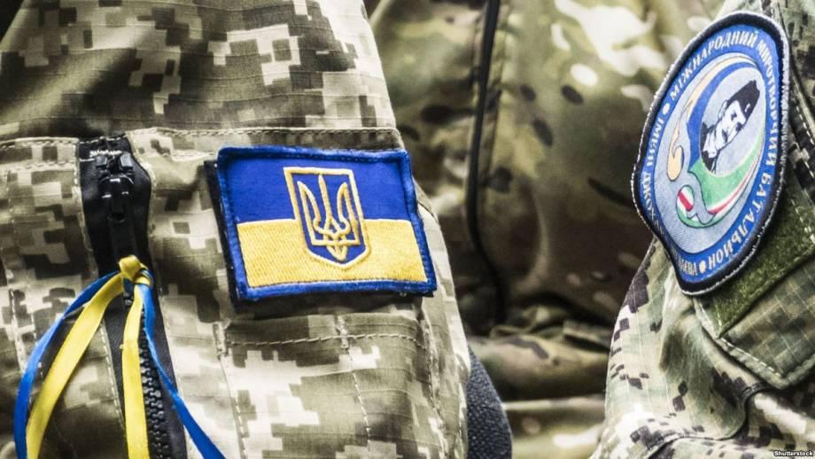 Штаб АТО: боевики стреляли 32 раза, потерь у ВСУ нет