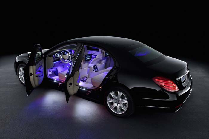 роскошные машины
