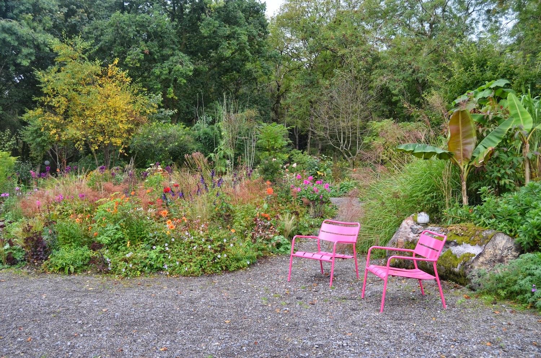 Сад в Ирландии: секрет красивого цветника