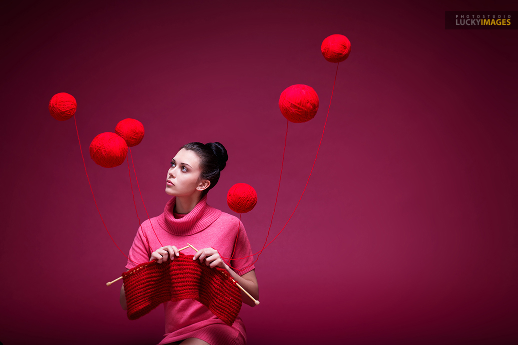 Red tangles / фото Денис Раев
