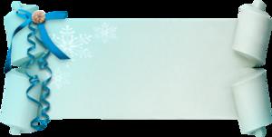 зимний декор, зимние баннеры