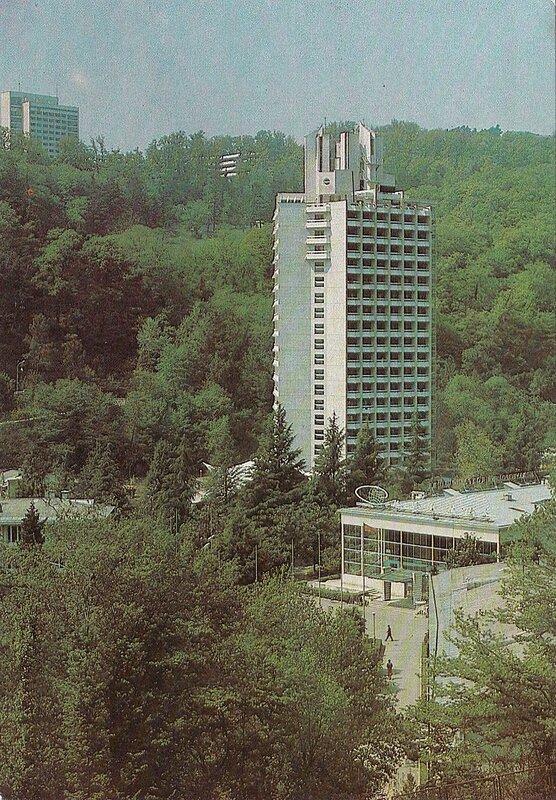 Сочи. Международный молодежный центр