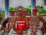 Национальный костюм в Шри-Ланка
