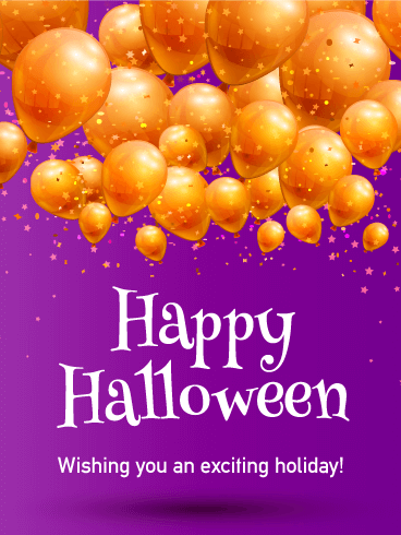 Happy Halloween Dolcetto O Scherzetto - Gratis, belle dal vivo auguri