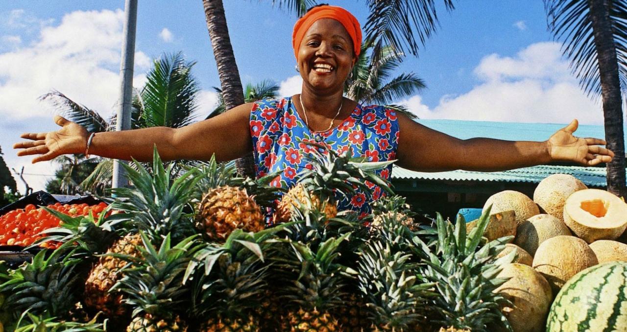 Marosya карибские острова