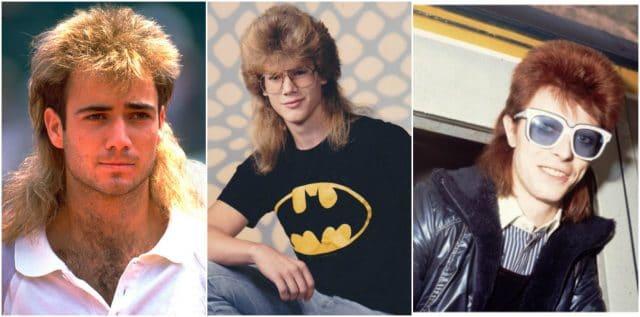 Это сейчас нам смешно, а 40 лет назад такая прическа была самой популярной! Так даже подстригались и