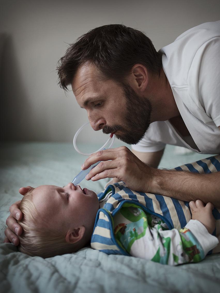 Тйерд ван Вайенбург, 34 года. Присматривает за маленьким Тимом уже 8 месяцев.