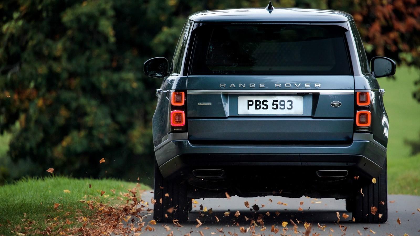 Представлен обновленный Range Rover. Известны цены для России