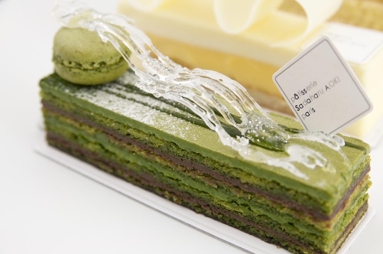 5. Заведения Аоки можно посетить в Париже и Токио. (Yuichi Sakuraba)