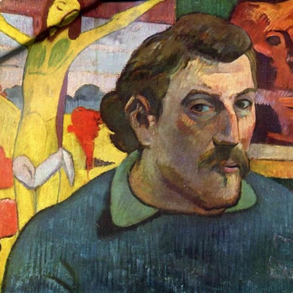 Один из главных представителей постимпрессионизма и отец символизма нередко рисовал себя — как и его