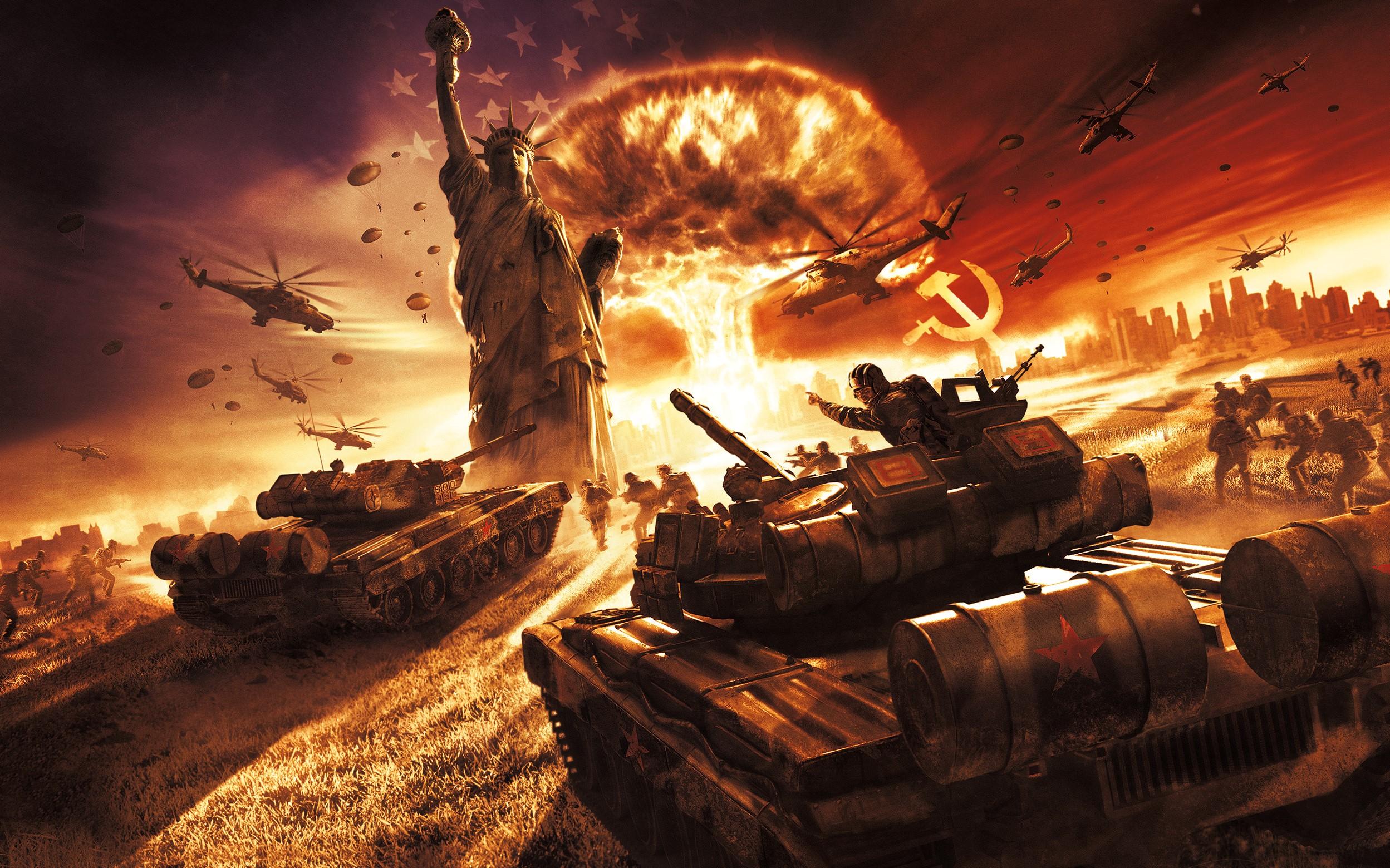 Британские СМИ назвали дату Третьей мировой войны — осталось 22 дня (14 фото)
