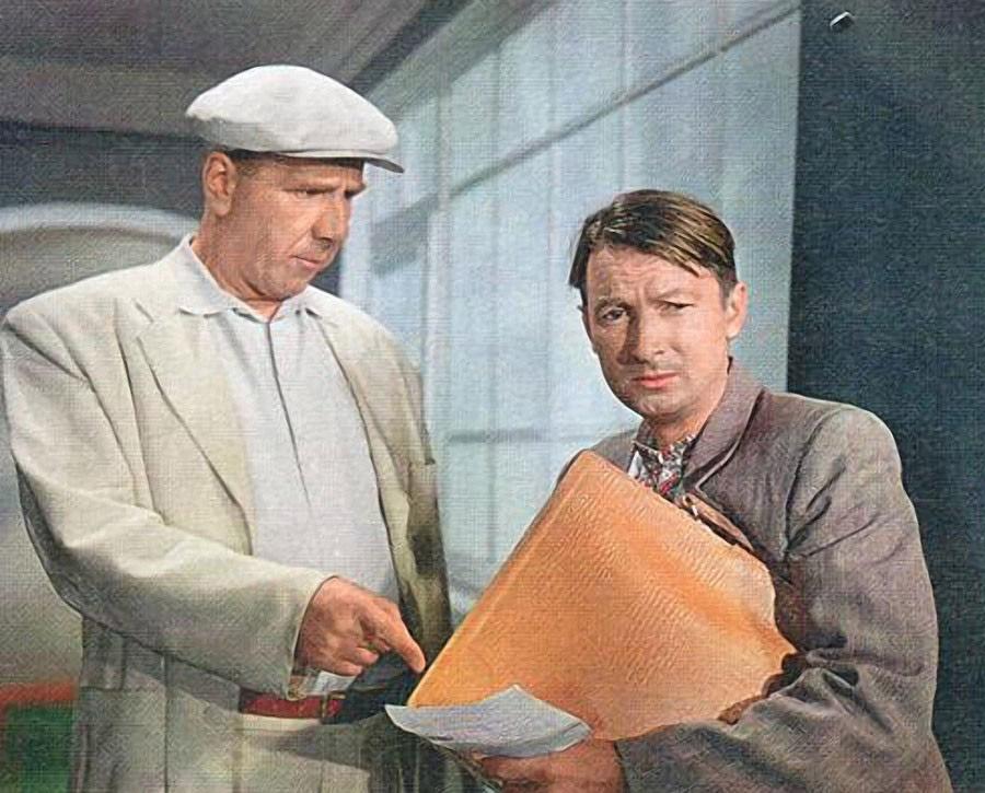 3. На роль Балбеса режиссёр пригласил Сергея Филиппова, но тот был занят, да и не хотел сниматься в
