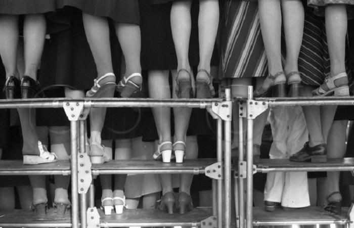 Городской праздник песни на Театральной площади. СССР, Новокузнецк, 3 июня 1979 год.   1