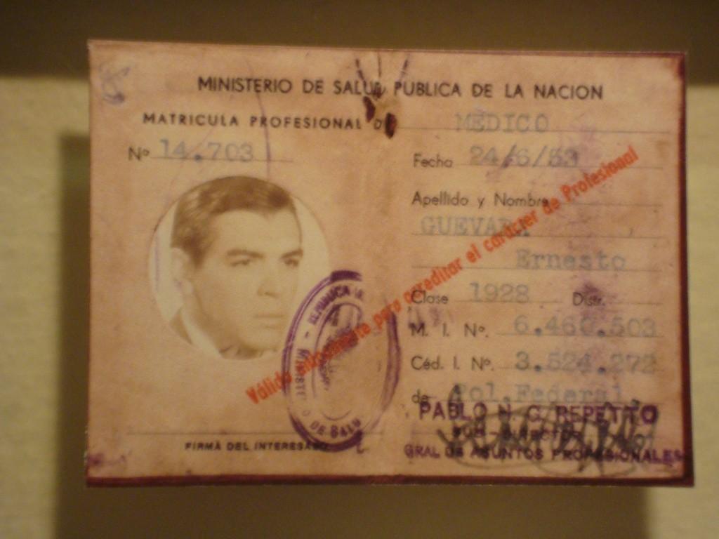 В своё второе путешествие по Южной Америке Че Гевара с доктором биохимии Альберто Гранадосом (вы вед