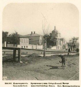 Крещенская улица