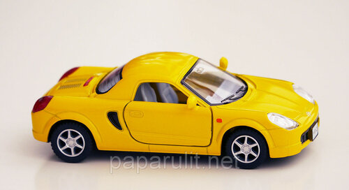 Kinsmart Toyota MR2