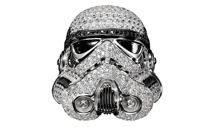 Star Wars Jewelry Collection (7 pics)