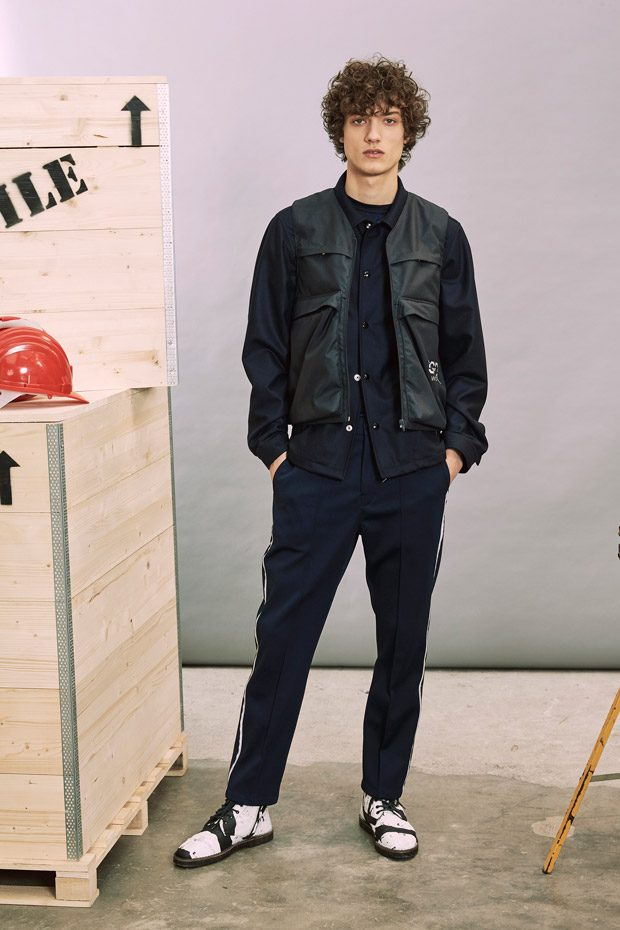 #MFW: GOLDEN GOOSE DELUXE BRAND Fall Winter 2018.19 Collection
