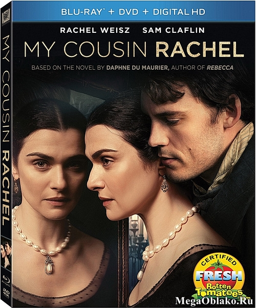 Моя кузина Рэйчел / My Cousin Rachel (2017/BDRip/HDRip)