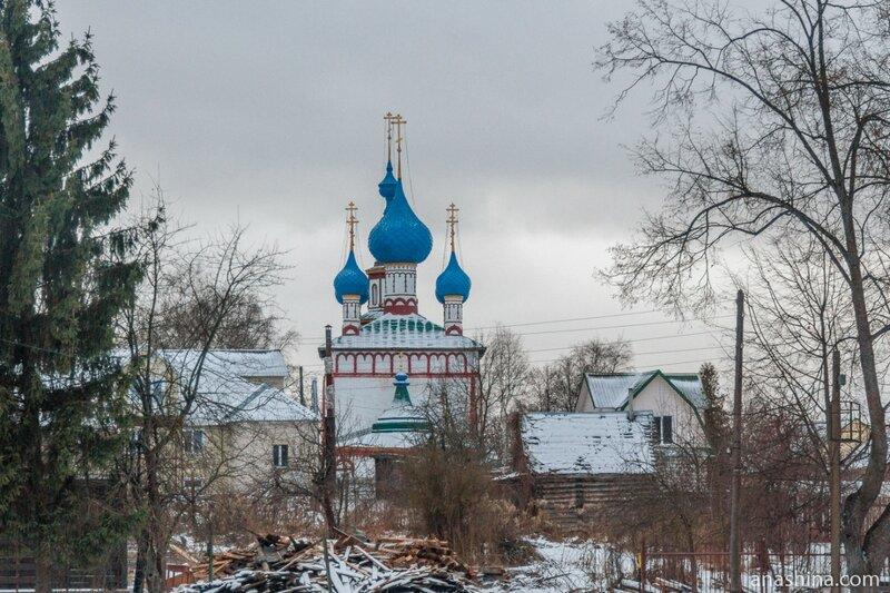Церковь Корсунской Иконы Божией Матери, Углич