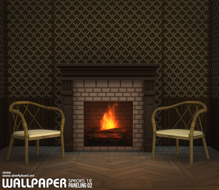 TATIUS. Wallpaper Paneling-02
