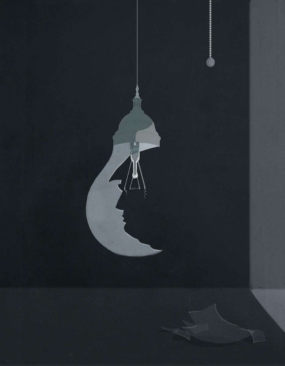 Ilustracoes que revelam narrativas escondidas