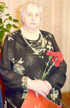 Тамара Григорьевна Сычёва. Блокадники Ярцева