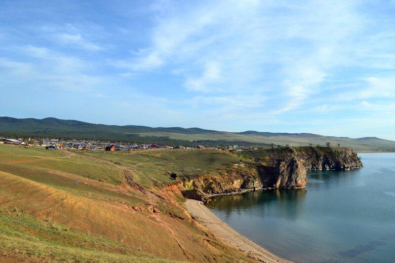 Ольхонский берег