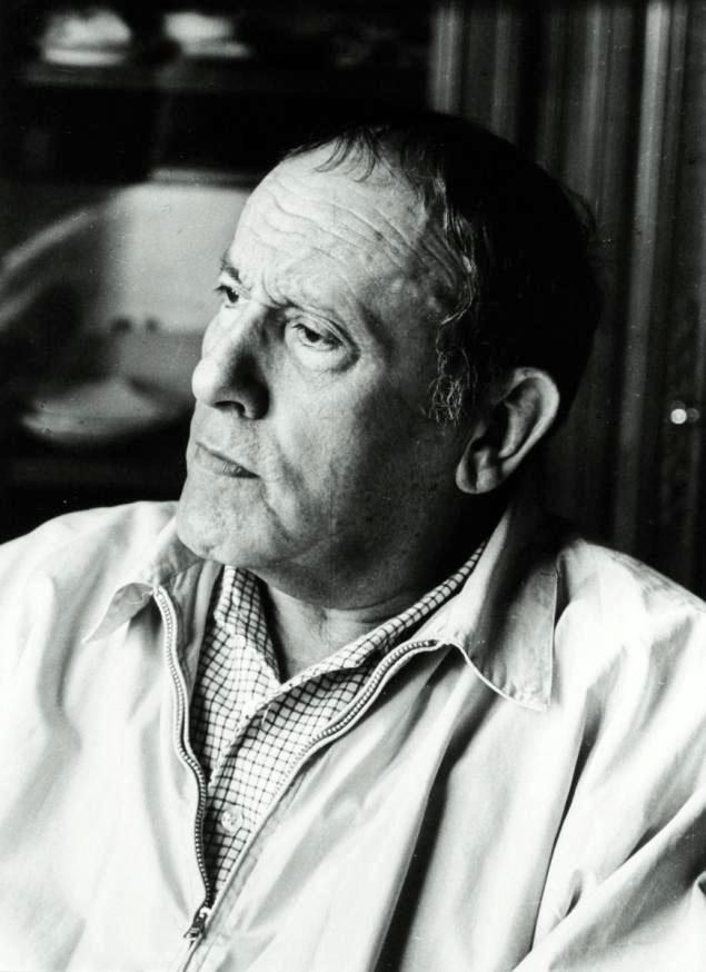 1980. Поэт Рене Шар