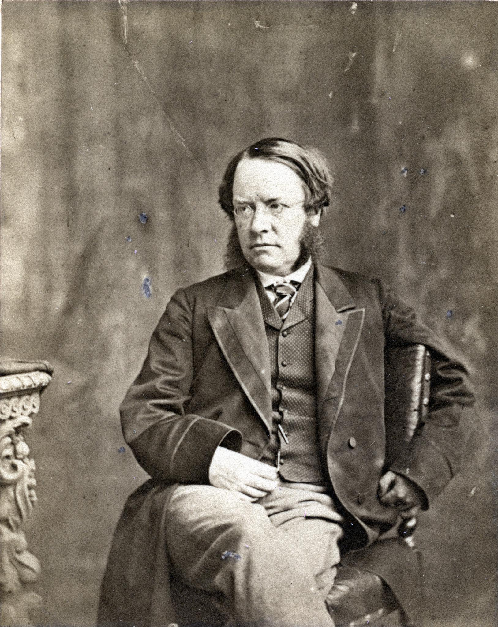 1864. Лорд Лайон Плейфер (1818– 1898)