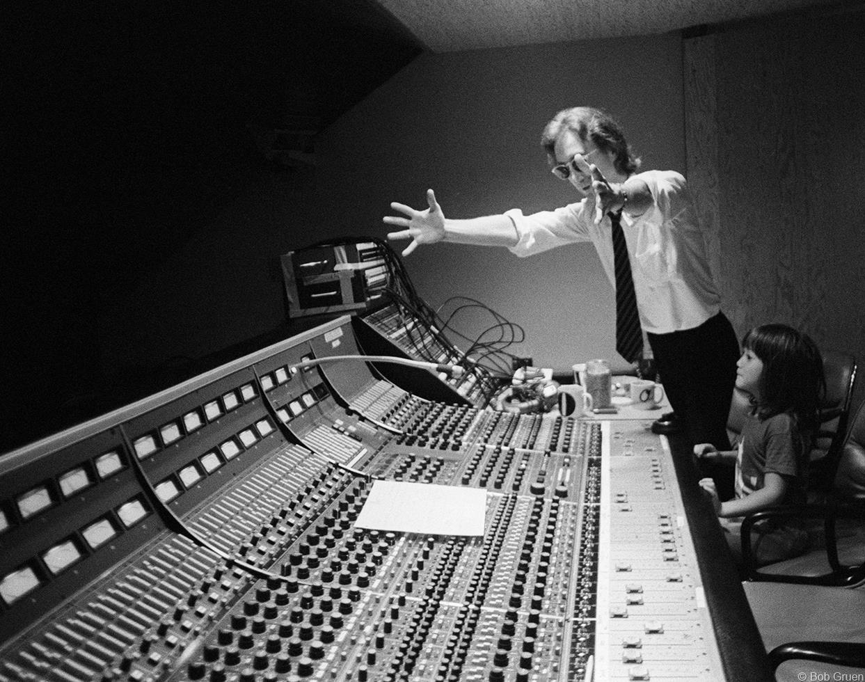 1980. Джон Леннон & Шон