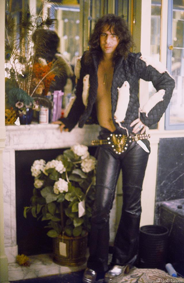 1973. Элис Купер, Гринвич