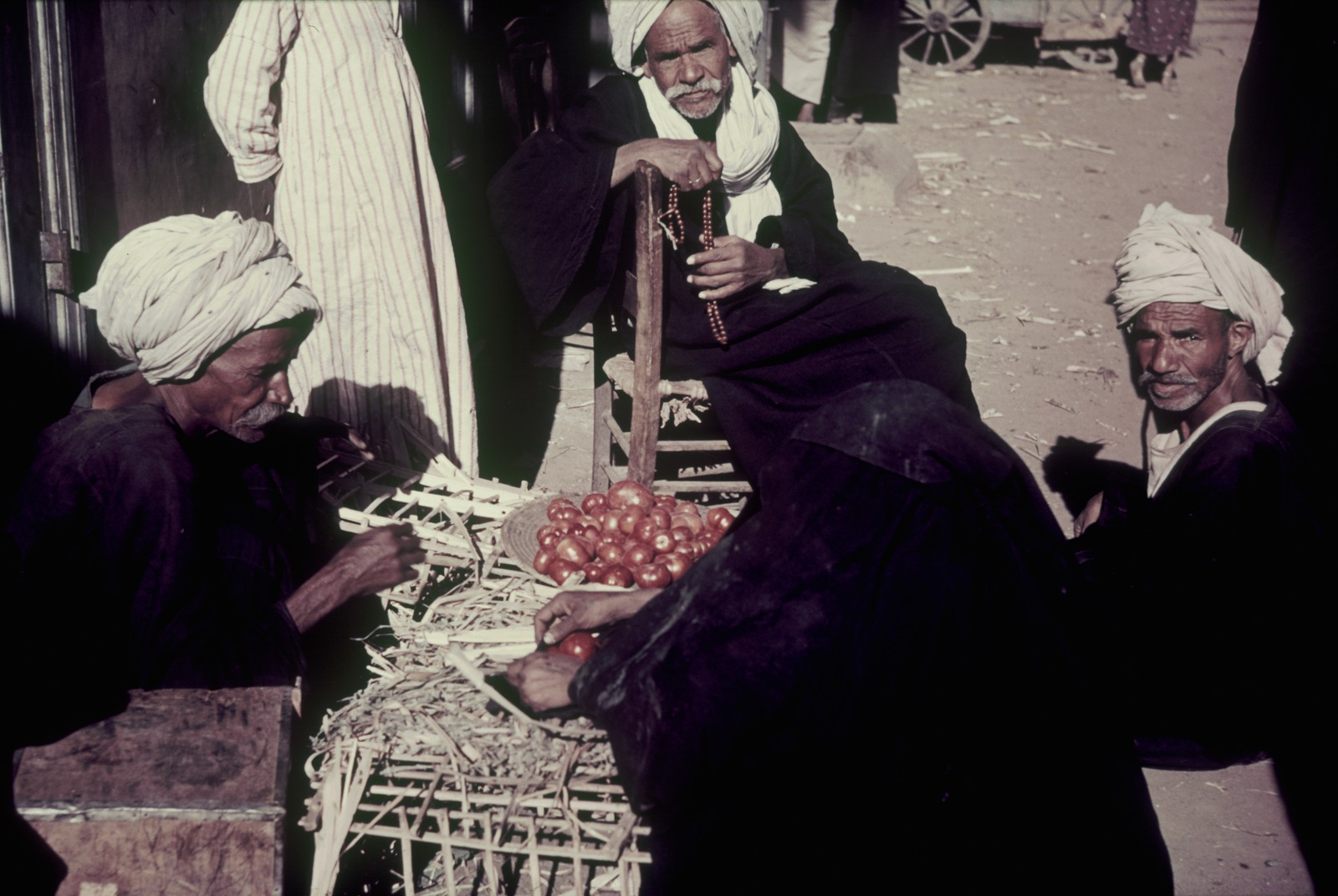 Каир. На рынке