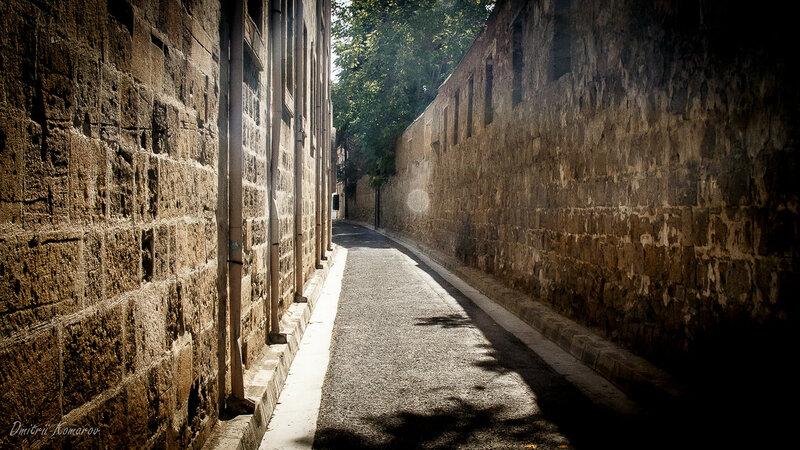 Пешком по Никосии