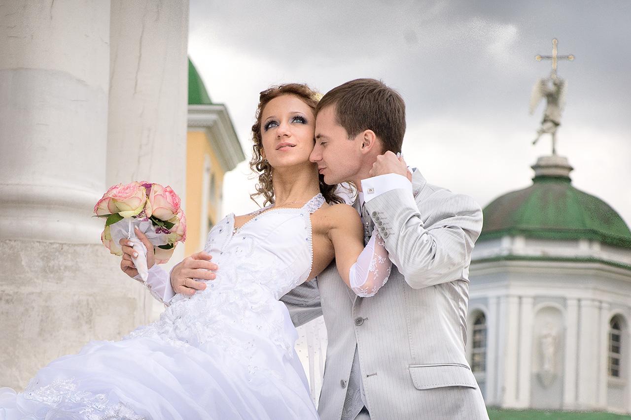 профессиональные свадебные фото молодых пар