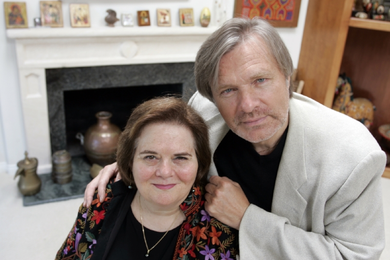 В 1988 году Видов и его жена Борстин основали кинокомпанию Films by Jove, Inc., которая в 1992 году