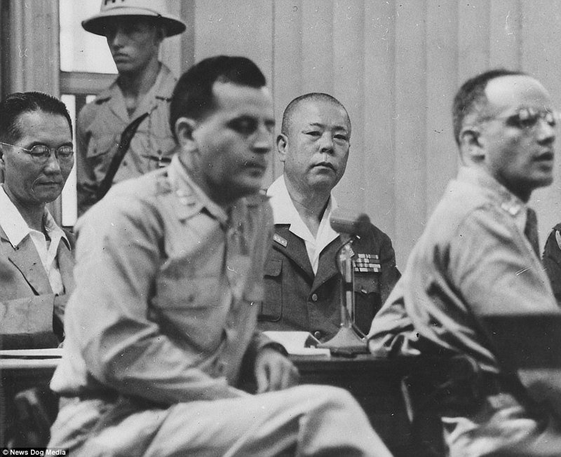 Японские расстрелы: фото, после которых тебе будут сниться кошмары