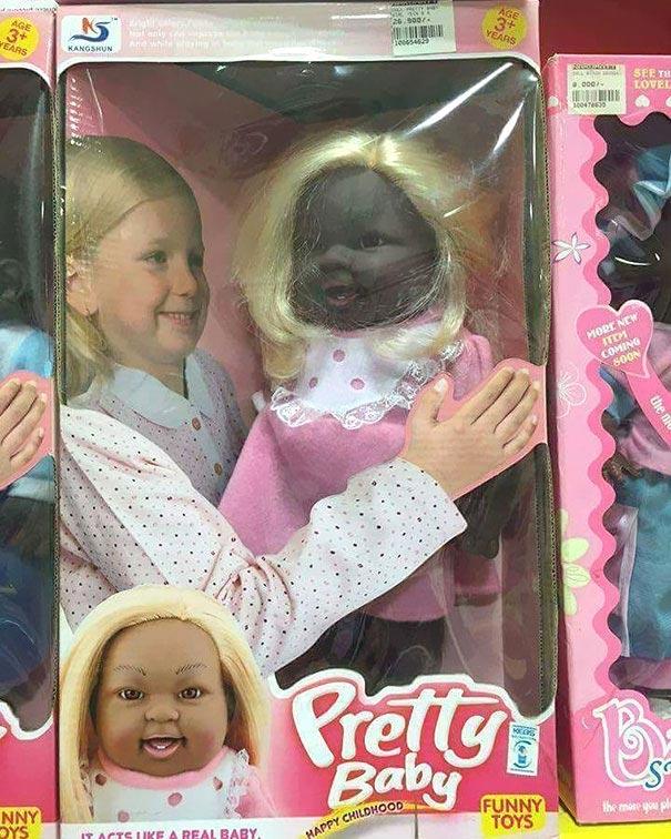Суровые игрушки