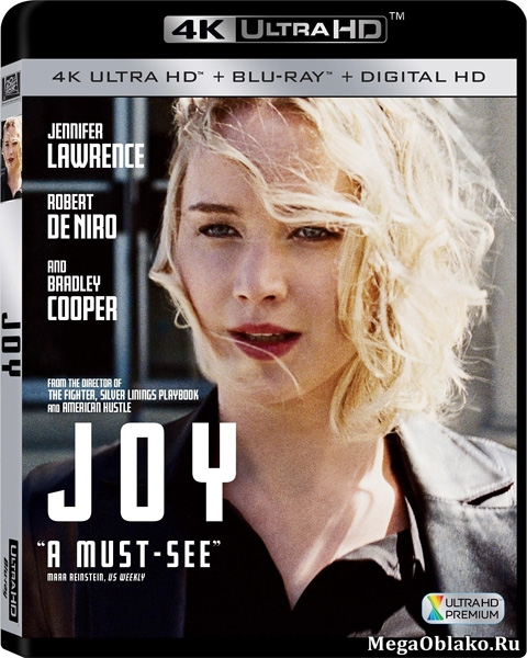 Джой / Joy (2015) | UltraHD 4K 2160p