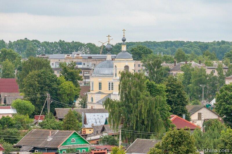 Церковь Николая Чудотворца, Торжок