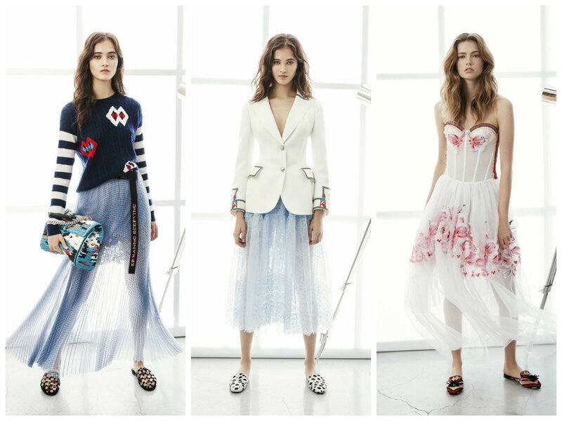 Ermanno Scervino Resort 2018