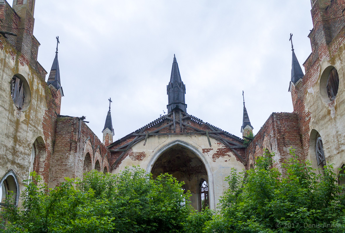 Церковь в Каменке фото 6