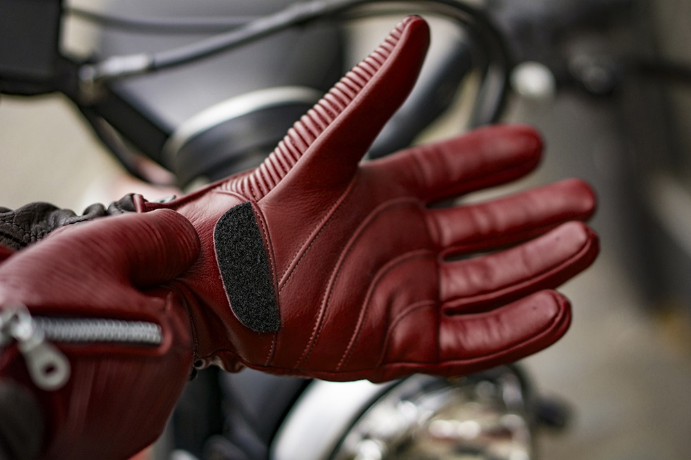 Мотоперчатки 78 Motor Sakura