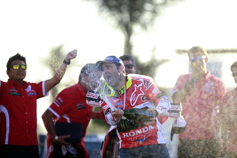 Паоло Гонсалвес выиграл ралли Баха Инка 2017