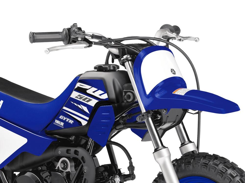Внежорожный минибайк Yamaha PW50 2018