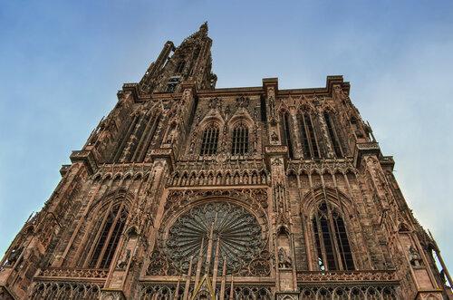 * Страсбургский собор