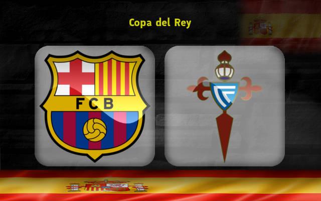 Барселона – Сельта (11.01.2018) | Кубок Испании 2017/18 | 1/8 финала | Ответный матч